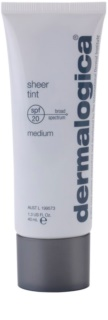 Dermalogica Sheer Tint lozione tonificante leggera SPF 20