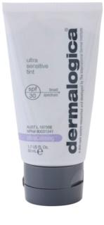Dermalogica Ultra Calming Beschermende Getinte Crème zonder Chermische Filters  SPF 30