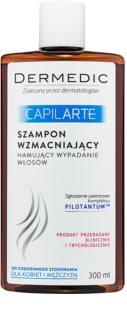 Dermedic Capilarte Strengthening Shampoo Against Hair Fall