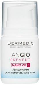Dermedic Angio Preventi protivráskový noční krém