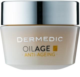 Dermedic Oilage hranilna dnevna krema za obnovo gostote kože