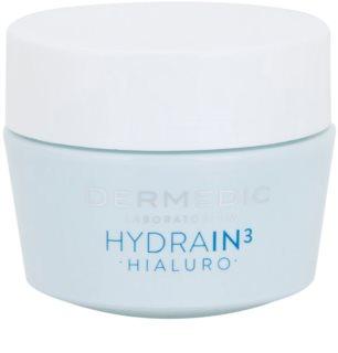 Dermedic Hydrain3 Hialuro дълбоко хидратиращ крем-гел