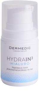 Dermedic Hydrain3 Hialuro Hydraterende Nachtcrème tegen Rimpels
