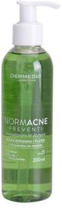 Dermedic Normacne Preventi Antibacteriële Reinigingsgel voor Gemengde en Vette Huid