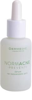 Dermedic Normacne Preventi Serum voor Verwijde Porïen  voor Gemengde en Vette Huid