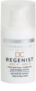 Dermedic Regenist ARS 4°- ARS 5° Crème tegen Rimpels  voor Oog en Lip Contouren