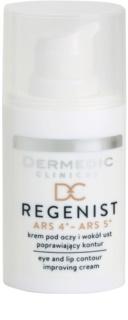 Dermedic Regenist ARS 4°- ARS 5° Anti - Wrinkle Cream For Eye Area And Lips
