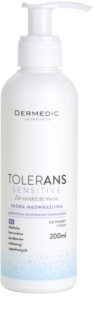 Dermedic Tolerans Gel For Washing Face And Body