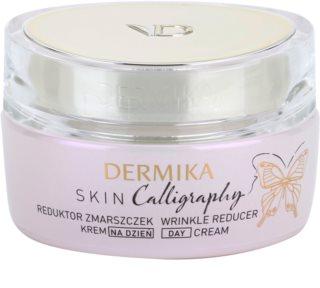 Dermika Skin Calligraphy crema de zi pentru reducerea ridurilor SPF 15