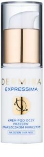 Dermika Expressima oční krém proti mimickým vráskám