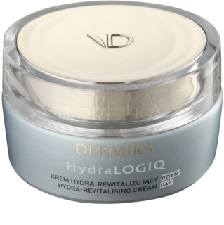 Dermika HydraLOGIQ Daily Revitalizing Cream for Normal to Dry Skin
