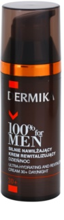 Dermika 100% for Men cream de revitalizare si hidratare extrema 30+