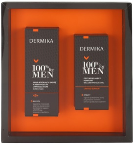 Dermika 100% for Men lote cosmético I.