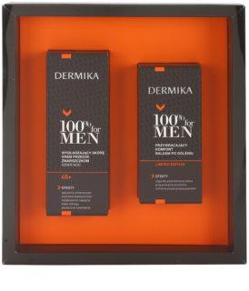 Dermika 100% for Men козметичен пакет  I.