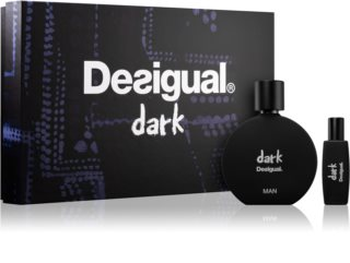 Desigual Dark σετ δώρου III. για άντρες