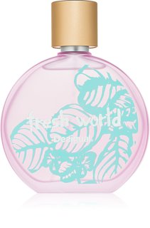 Desigual Fresh World eau de toilette para mujer 100 ml