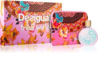 Desigual Fresh World σετ δώρου I. για γυναίκες