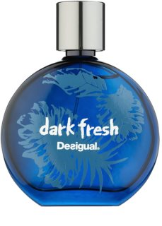 Desigual Dark Fresh eau de toilette per uomo 100 ml