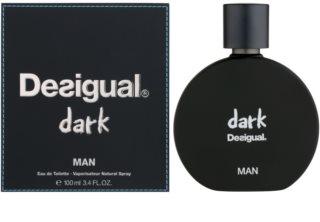 Desigual Dark туалетна вода для чоловіків 100 мл