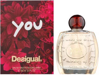 Desigual You eau de toilette nőknek 100 ml