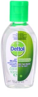 Dettol Antibacterial Gel antibacterial pentru maini.