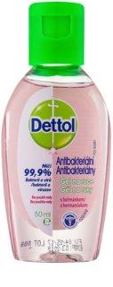 Dettol Antibacterial Gel antibacterial pentru maini. cu musetel