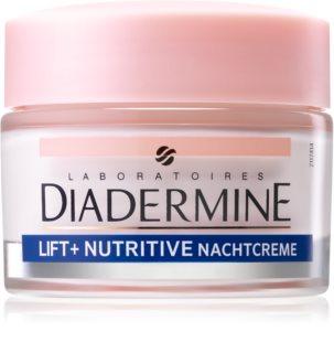 Diadermine Lift+ Nutritive creme de noite regenerador