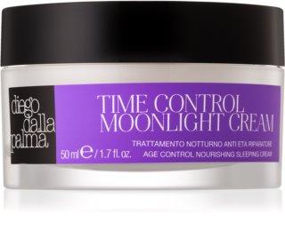 Diego dalla Palma Time Control creme de noite nutritivo com efeito rejuvenescedor