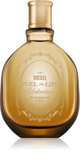 Diesel Fuel for Life Unlimited eau de parfum para mujer 50 ml