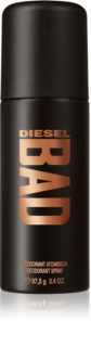 Diesel Bad Deospray for Men 97,5 g