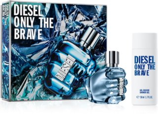 Diesel Only The Brave coffret cadeau X.