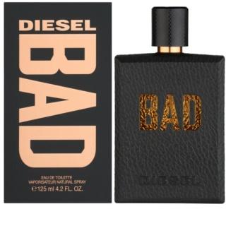 Diesel Bad woda toaletowa dla mężczyzn 125 ml