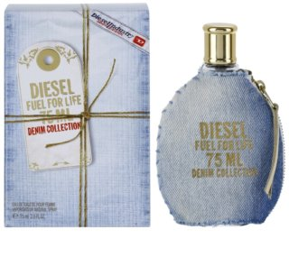 Diesel Fuel for Life Femme Denim toaletna voda za ženske 75 ml