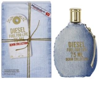 Diesel Fuel for Life Femme Denim woda toaletowa dla kobiet 75 ml