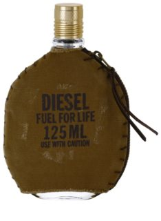 Diesel Fuel for Life eau de toillete για άντρες 125 μλ
