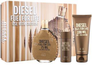 Diesel Fuel for Life Homme Gift Set  II.