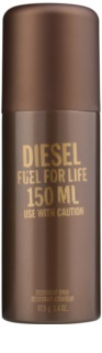 Diesel Fuel for Life Homme Deo-Spray für Herren 150 ml