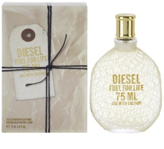 Diesel Fuel for Life Femme Eau de Parfum for Women 75 ml