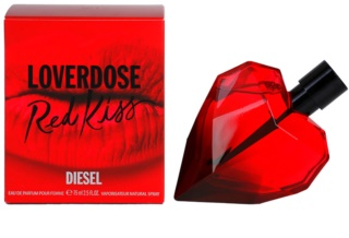 Diesel Loverdose Red Kiss eau de parfum nőknek 75 ml