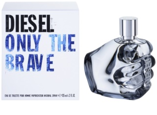 Diesel Only The Brave Eau de Toilette for Men 125 ml