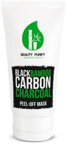 Diet Esthetic Beauty Purify masque peel-off au charbon de bambou
