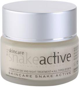Diet Esthetic SnakeActive nappali és éjszakai ránctalanító krém kígyóméreggel