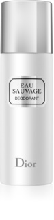 Dior Eau Sauvage Deo Spray voor Mannen 150 ml
