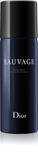 Dior Sauvage dezodorant w sprayu dla mężczyzn 150 ml