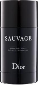 Dior Sauvage deostick pro muže 75 g (bez alkoholu)