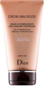 Dior Dior Bronze Zelfbruinende Gel voor het Lichaam