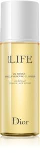 Dior Hydra Life олійка для зняття макіяжу