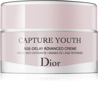 Dior Capture Youth Age-Delay Advanced Creme crema de día contra las primeras arrugas