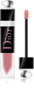 Dior Dior Addict Lacquer Plump dlouhotrvající tekutá rtěnka pro objem rtů