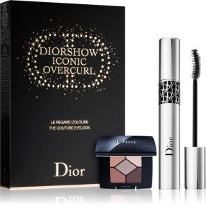Dior Diorshow Iconic Overcurl kozmetični set IV.